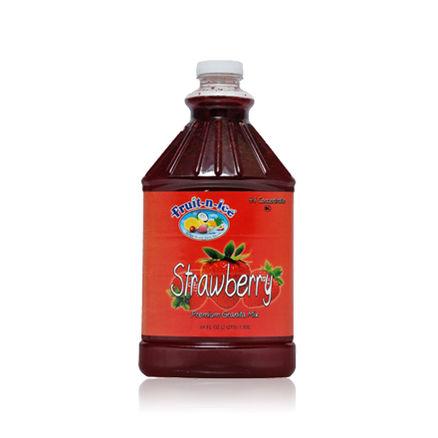 Fruit-n-Ice slushmix 1.89ltr jordbær Daiquiri 1 / 1