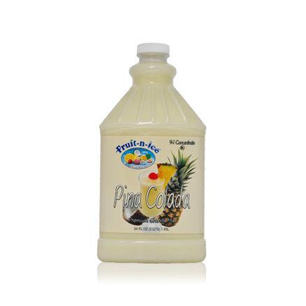 Fruit-n-Ice slushmix 1.89ltr Piña colada 1 / 1