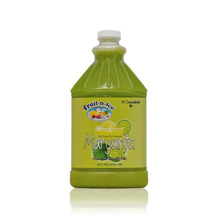 Fruit-n-Ice slushmix 1.89ltr Margarita 1 / 1