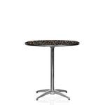 Cafébord, laminat 2-4 pers. D:76cm H:73cm