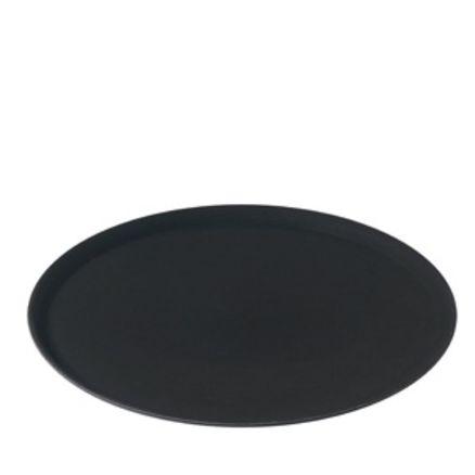 Serveringsbrett sort D:40cm 1 / 1