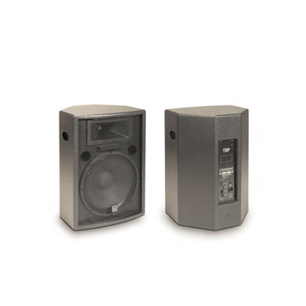 Lydanlegg med mixerbord, cd-spiller & mikrofon 1 / 2