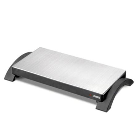 Varmeplate 800W elektrisk 20x40cm 1 / 1
